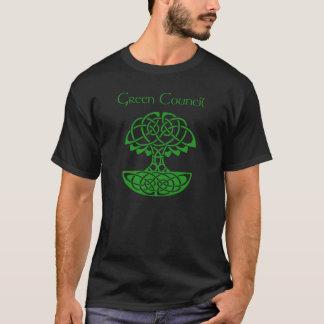 Green Council T-Shirt (Dark)