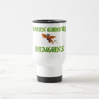 GREEN COUNTY DRAGONS Travel Mug