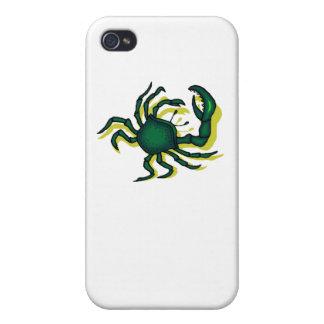 Green Crab iPhone 4 Case