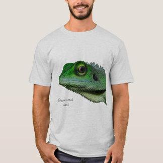 Green-crested Lizard T-shirt