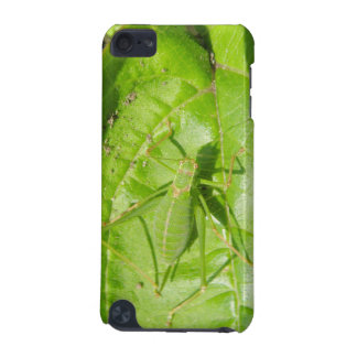 Green Cricket Camouflage iPod Case