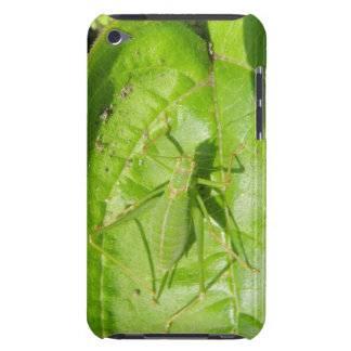 Green Cricket Camouflage  iPod Touch Case