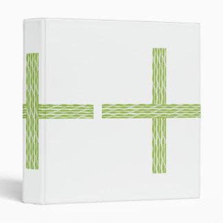 Green Cross Code 3 Ring Binders