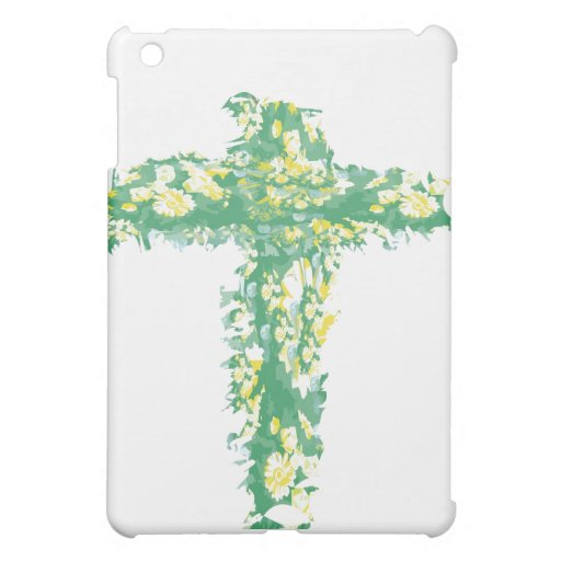 Green Crucification - Save the Green Case For The iPad Mini