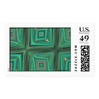 Green Cubes, baxiemur* Postage