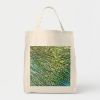 Green Currents Tote Bag by Margaret Juul