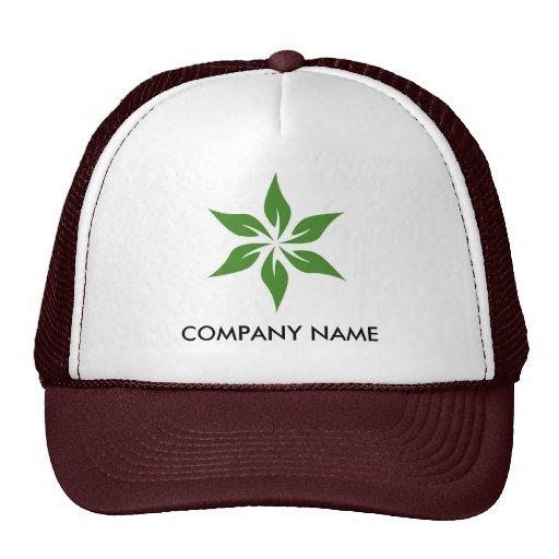 Green Customizable Hat 3