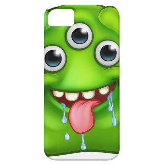 Green Cute Alien Monster iPhone SE/5/5s Case