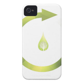 Green Cycle Case-Mate iPhone 4 Case