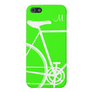 Green Cycle iPhone SE/5/5s Case