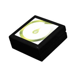 Green Cycle Jewelry Box