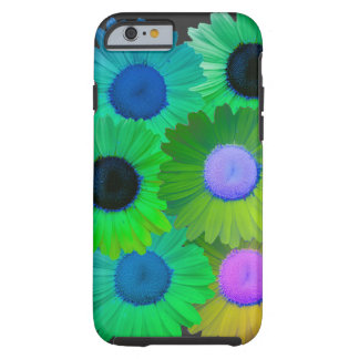 Green Daisies iPhone 6 case iPhone 6 Case