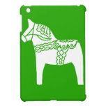 Green Dala Horse iPad Mini Case