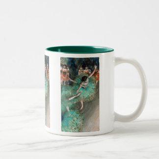 Green Dancer (Danseuse Verte) Edgar Degas Mugs