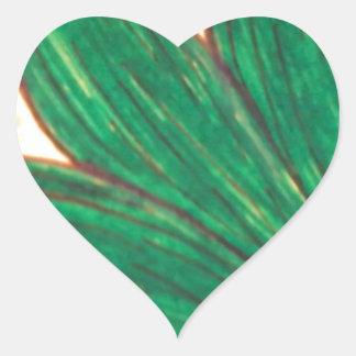green day heart sticker