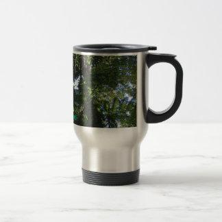 Green day out! travel mug