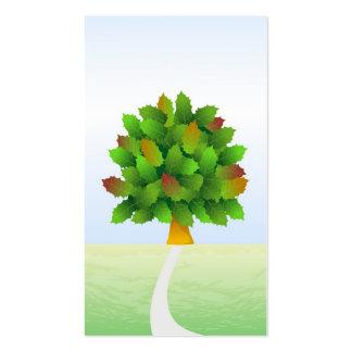 green days business card