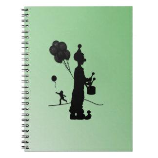 Green Days Parade Spiral Notebook