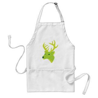 Green Deer Aprons