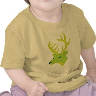 Green Deer Tshirts