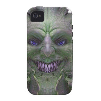 Green Demon Light Collection Case-Mate iPhone 4 Covers