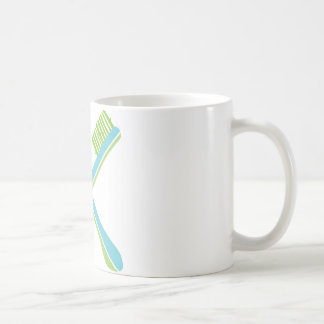 Green Dent Coffee Mug