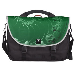 Green Design Party Destiny Celebration Laptop Bag