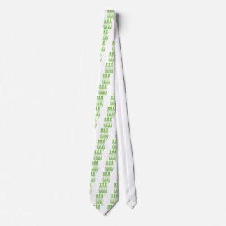 Green design tie