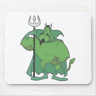 Green Devil Mousepad