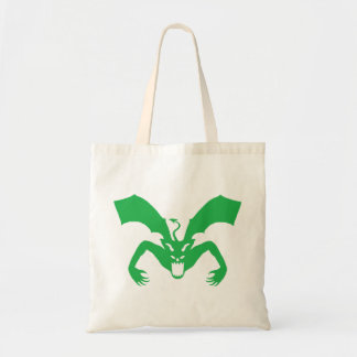 Green Devil Tote Bag