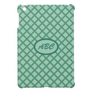 Green Diamond Mini iPad Cover