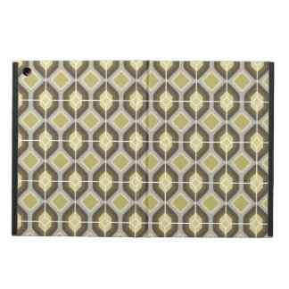 Green diamonds cover for iPad air