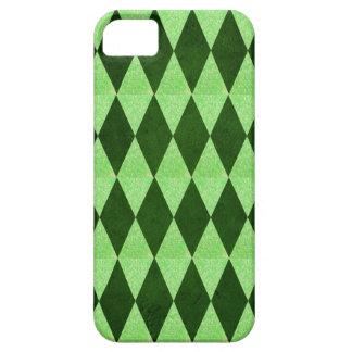 Green Diamonds iPhone 5 Cover