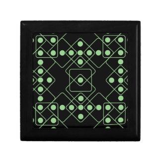 Green Dice Gift Box