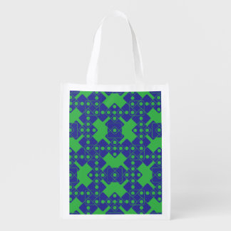 Green Dice Reusable Grocery Bag