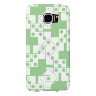 Green Dice Samsung Galaxy S6 Case