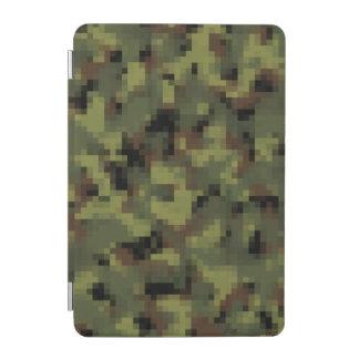 Green Digital Military Camo iPad Mini Cover