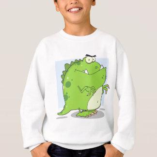 Green Dinosaur Sweatshirt