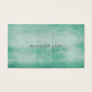 Green Distressed Texture Appointment Cards