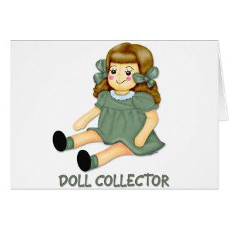 Green Doll Card