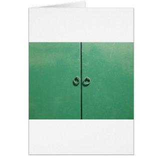 Green Door Image Card