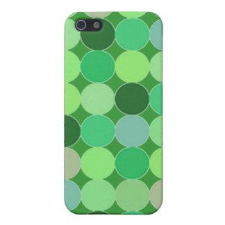 Green dots Case