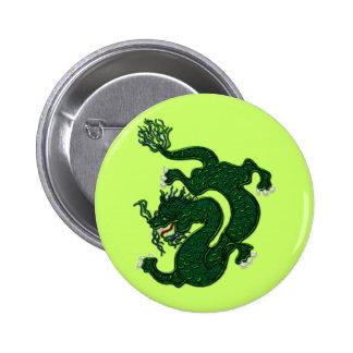 Green Dragon Apparel Pinback Button