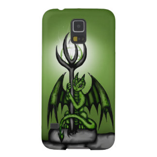 green Dragon Case For Galaxy S5