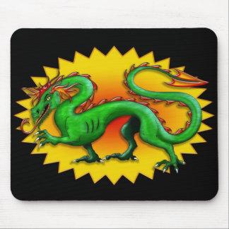 Green Dragon China 2012 Mousepads