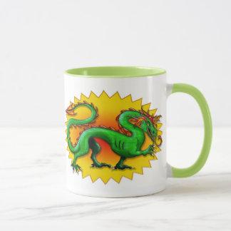 Green Dragon China 2012 Mug