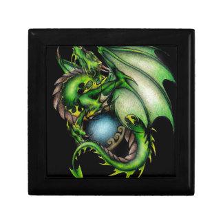 Green Dragon Circle.jpeg Gift Boxes