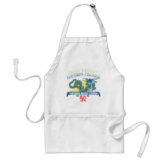 Green Dragon Cologne Adult Apron