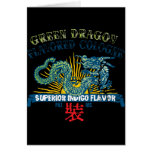 Green Dragon Cologne Greeting Cards