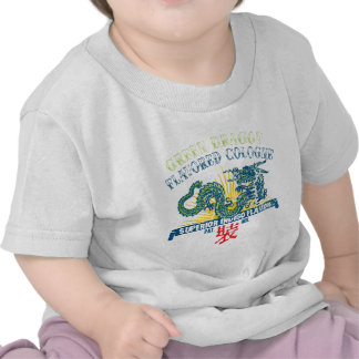 Green Dragon Cologne T Shirts